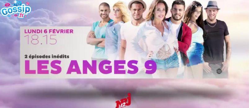 #LesAnges9: Les premières minutes de l'épisode 1 et le générique dévoilés!