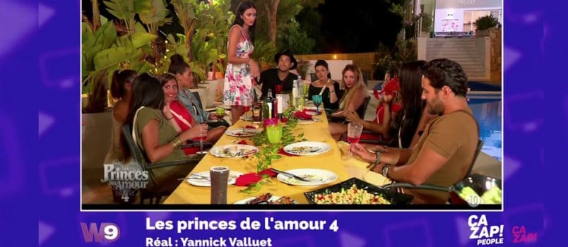 Ginie vs Justine (#LPDLA4): Le clash! ZAPPING PEOPLE DU 01/02/2017