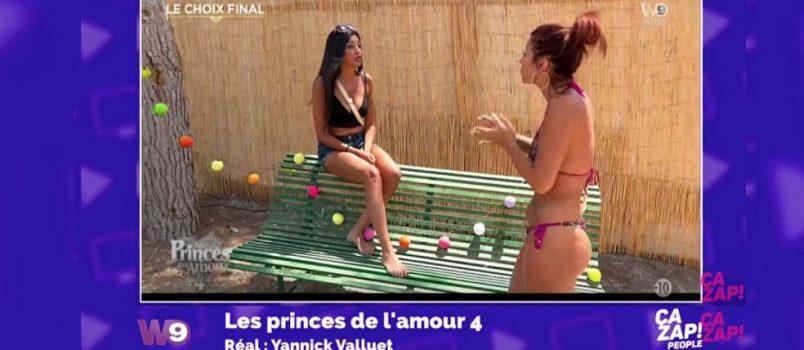 Gros clash entre Evy et Sabrina dans #LPDLA4 ! ZAPPING PEOPLE DU 22/02/2017