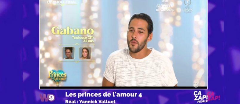 Gabano enlève la culotte de Naomi dans #LPDLA4! ZAPPING PEOPLE DU 24/02/2017