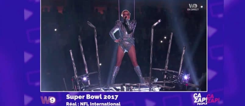 Super Bowl 2017 : l'incroyable show de Lady Gaga! ZAPPING PEOPLE DU 06/02/2017