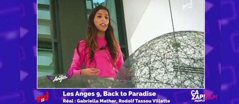 #LesAnges9: Détestée par toute la villa, Anissa quitte l'aventure! ZAPPING PEOPLE DU 15/03/2017