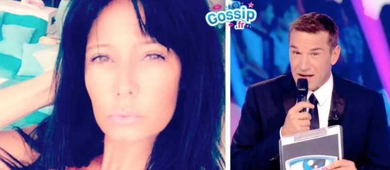 Nathalie Andreani: Un jeu de séduction avec Benjamin Castaldi? Elle balance!