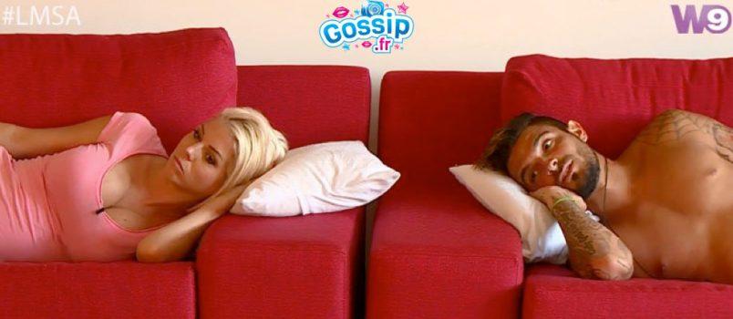 Jessica (#LMSA): Toujours in love de Julien? Elle s'explique!