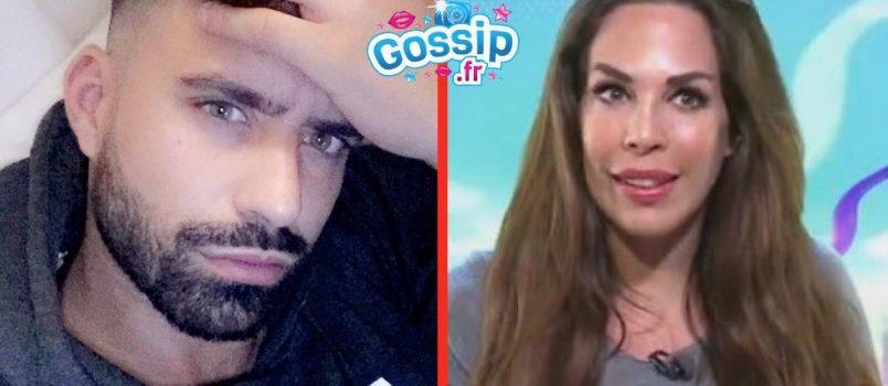 Vincent Queijo (#LesAnges9): Accusée d'avoir violenté Kim, il dément!