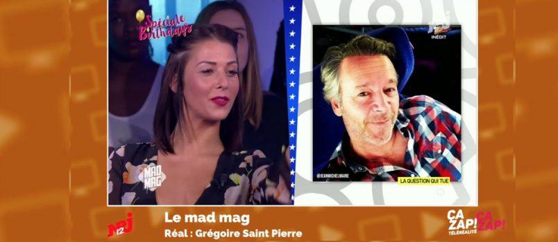 Evy (#LesAnges9) a mis un gros vent à Jean-Michel Maire ! ZAPPING HEBDO TVR 15/04/2017
