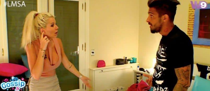 Julien (#LMSA): Que pensez-vous de sa réaction envers Jessica? VOTEZ!