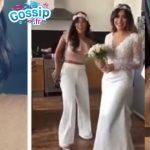 """VIDEO - Anaïs Camizuli répond aux critiques sur son mariage! """"Je suis heureuse!"""""""