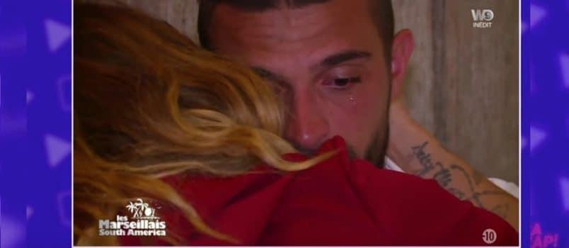 Julien fond en larmes devant Manon (#LMSA)! ZAPPING PEOPLE 12/05/2017