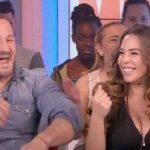 VIDEO - Kim Glow et Sylvain Potard: Baiser torride et mariage en direct du #MadMag!