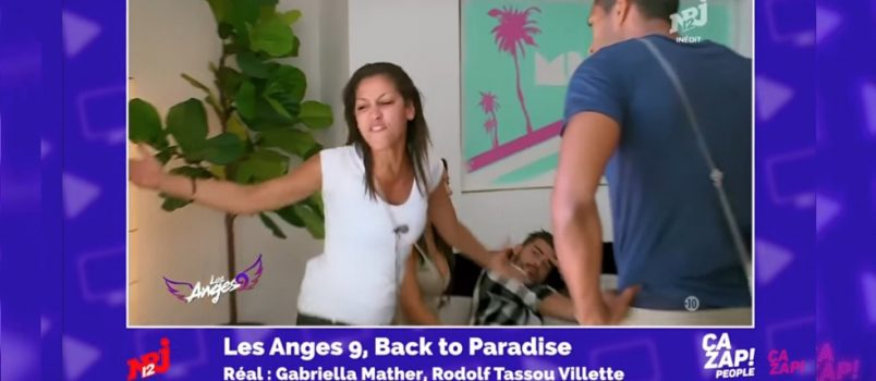 GROSSE tension entre Rania et Senna (#LesAnges9)! ZAPPING PEOPLE DU 17/05/2017