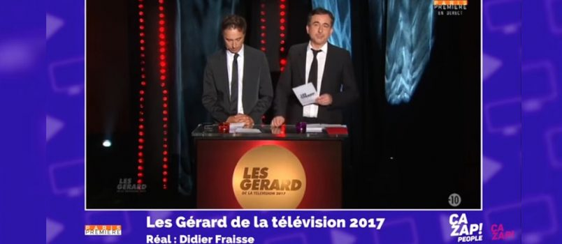 "Quand Les Gérard traitent Cyril Hanouna de ""merde""! ZAPPING PEOPLE DU 06/06/2017"
