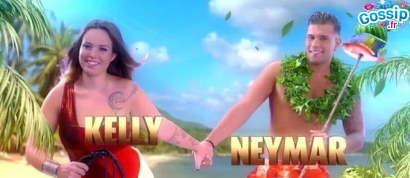 Kelly et Neymar (#MELAA2): Au bord de la rupture? Une itw tourne au clash!
