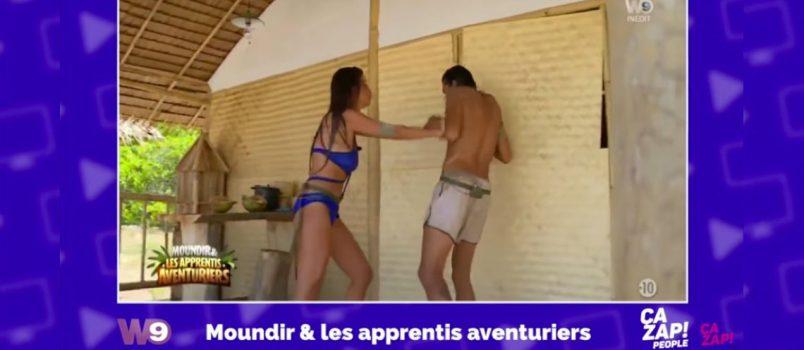Julien se moque de Martika, elle devient hystérique et le frappe (#MELAA2)! ZAP PEOPLE 22/06/2017