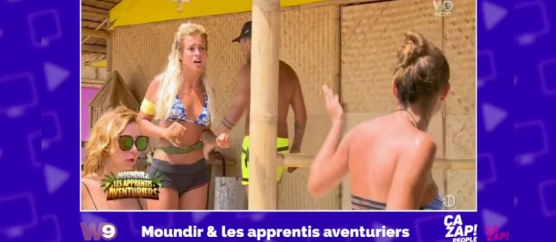 Mélanie vs Carla (#MELAA2): Clash, insultes et menaces! ZAP PEOPLE DU 21/06/2017