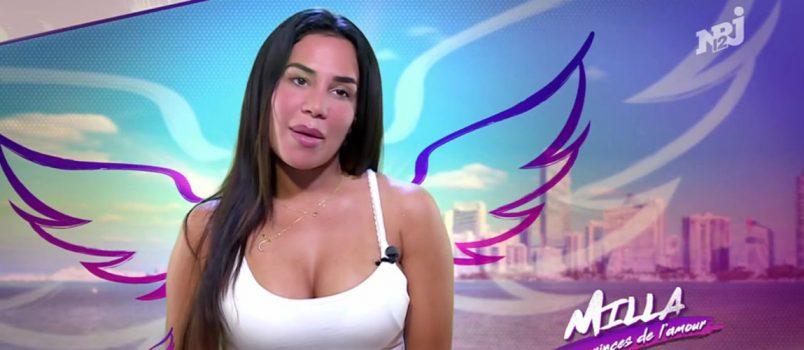 Milla (#LesAnges9): Elle réagit à la bagarre de Kim et Amélie (#LVDA2)!
