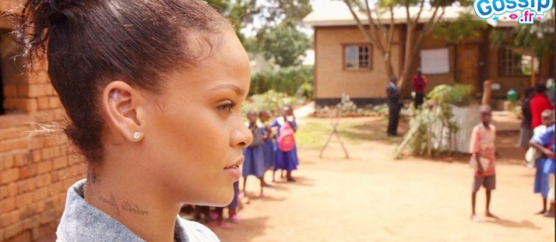 Rihanna: Elle interpelle Emmanuel Macron sur Twitter!