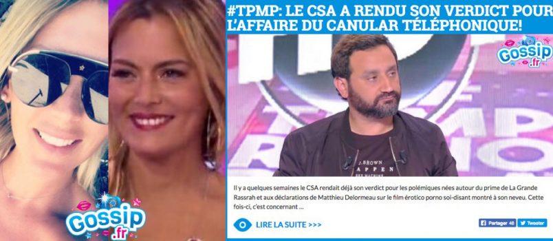 Amélie Neten et Maeva réagissent à la sanction du CSA contre Cyril Hanouna!