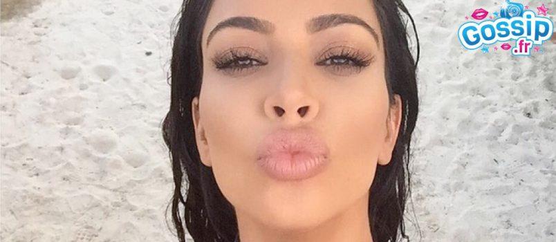 PHOTO - Kim Kardashian: De la cocaïne dans ses snaps? La rumeur choc!