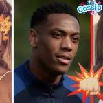 Une bagarre entre Mélanie Da Cruz, Anthony Martial et Samantha?