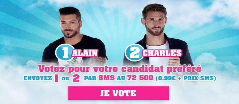 Charles et Alain (#SS11) nominés, voici les dernières estimations!