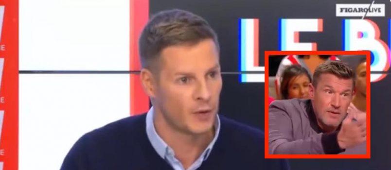 VIDEO - Matthieu Delormeau vs Benjamin Castaldi (#TPMP): Clash et retournement de veste, ça balance!