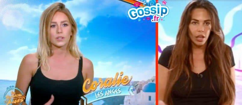 Coralie (#LVDA2): Elle balance sur le comportement de Kim!
