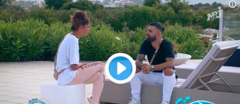 VIDEO - #LVDA2: Vincent Queijo refuse de voir Coralie et Jordan en couple devant lui!