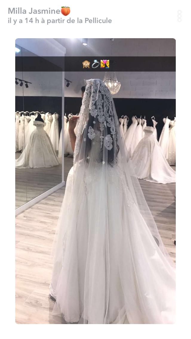 milla  va-t-elle r u00e9ellement se marier avec son nouveau mec