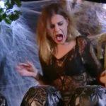 VIDEO - Barbara (#SS11): Sa crise d'hystérie hilarante face au puits de l'horreur!