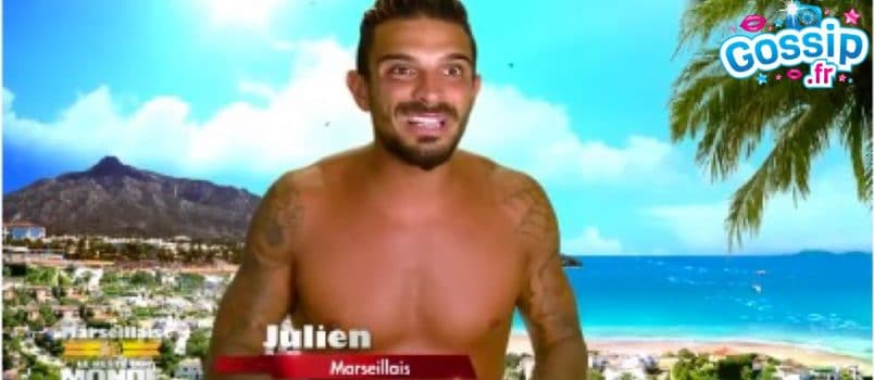 VIDEO - Julien (#LMvsMonde2) prêt à trahir sa famille pour Manon?