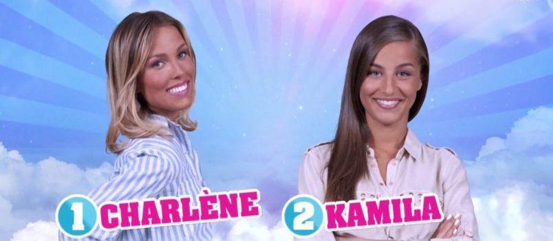 Charlène et Kamila (#SS11) nominées: Premières estimations très serrées!