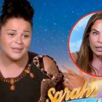 #LVDA2: Sarah Fraisou menacée de se faire égorger par Kim? Elle balance!