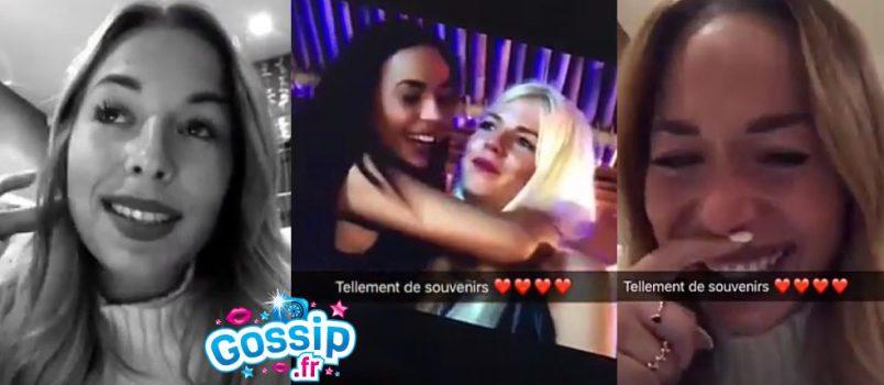 VIDEO - En larmes sur Snapchat, Stéphanie (#LMvsMonde2) commente son annonce de départ définitif!