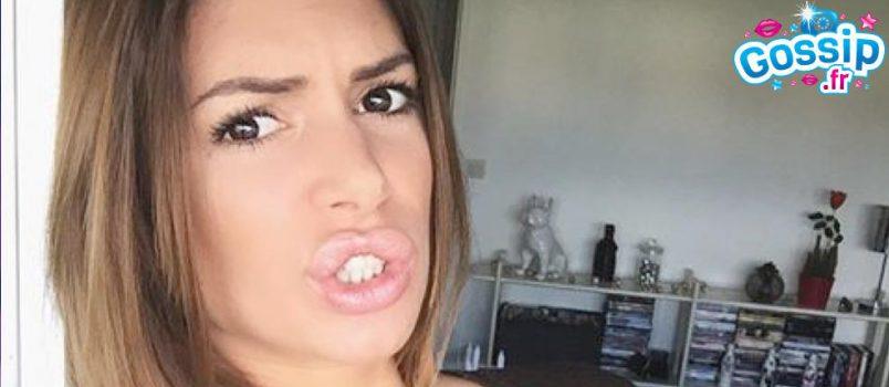 Maeva Martinez: Draguée par un footballeur pro, elle l'affiche!