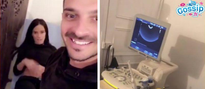 VIDEO - Manon et Julien: L'échographie qui confirme le sexe du bébé!