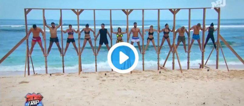 VIDEO - #FriendsTrip4: Les images de la première épreuve!