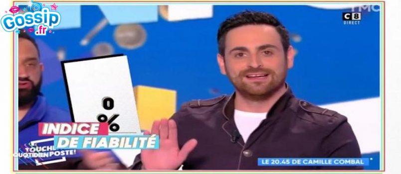 Camille Combal dans #Quotidien? Yann Barthès répond!