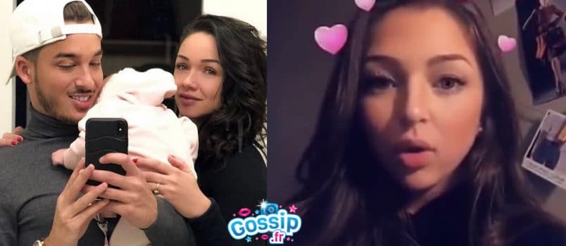 VIDEO - Jazz: Sa soeur s'emporte violemment sur Snapchat!