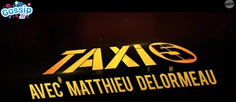 """VIDEO - Matthieu Delormeau dans Taxi 5? La """"preuve"""" en images!"""