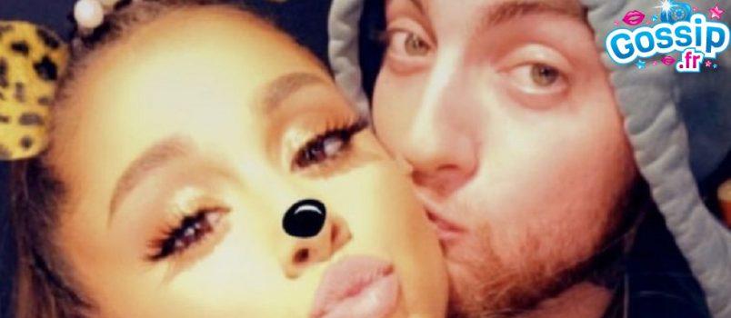 Ariana Grande critiquée pour sa rupture avec Mac Miller, elle voit rouge !