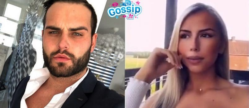 """Nikola Lozina: Sa copine """"michto et encore fiancée à son ex""""? Elle s'explique!"""