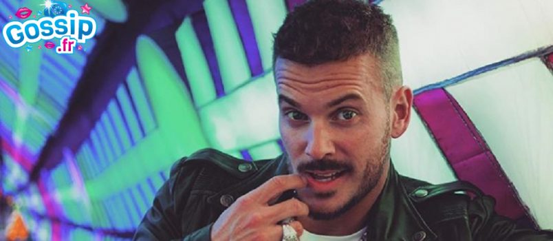 PHOTO - M.Pokora fait son come-back sur Instagram !