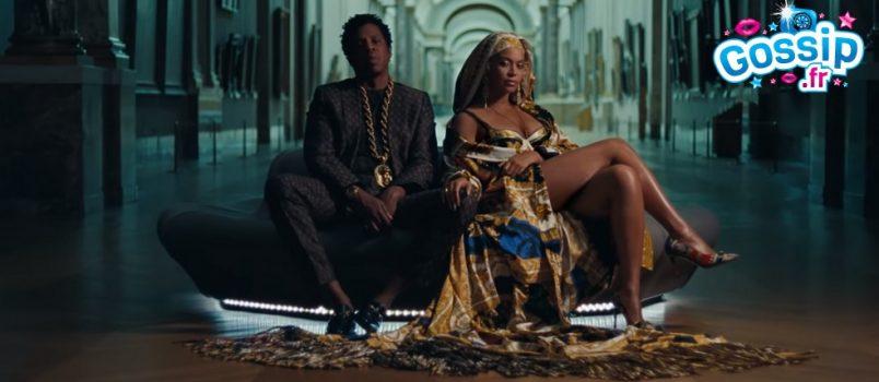 Beyoncé et Jay-Z lancent leur album surprise avec un clip tourné au Louvre !