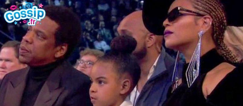 Beyoncé et Jay Z : La réaction de leur fille en les découvrant nus sur scène !