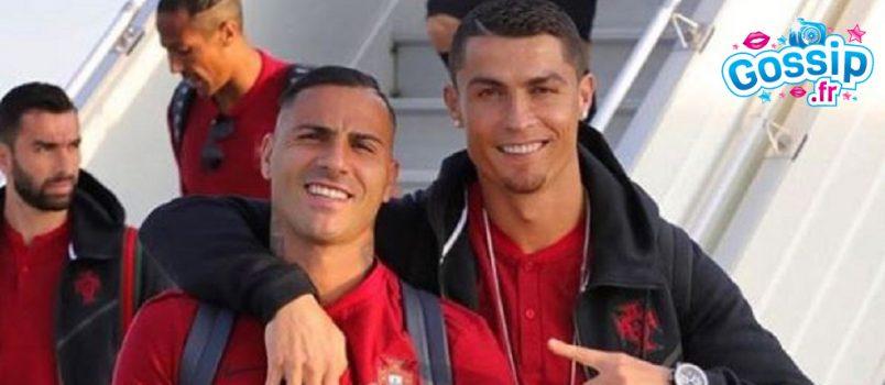 Cristiano Ronaldo dérangé par des supporters iraniens, il réplique !