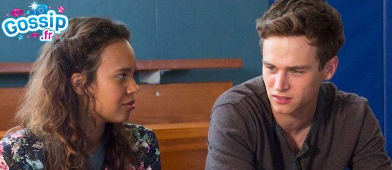13 Reasons Why: Alisha Boe ne voulait pas que Jessica retrouve Justin !