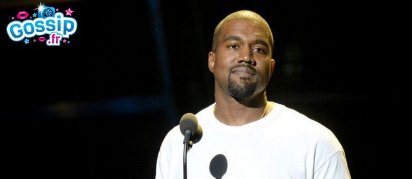 Kanye West fond en larmes lors du come-back de sa femme à Paris
