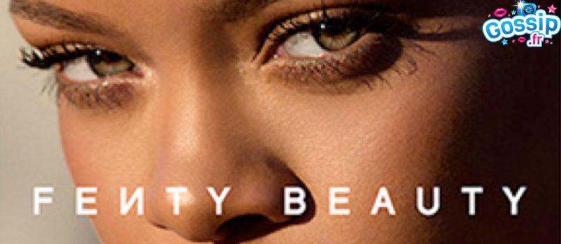 Rihanna: Deux candidates des Anges dans sa pub pour Fenty Beauty!