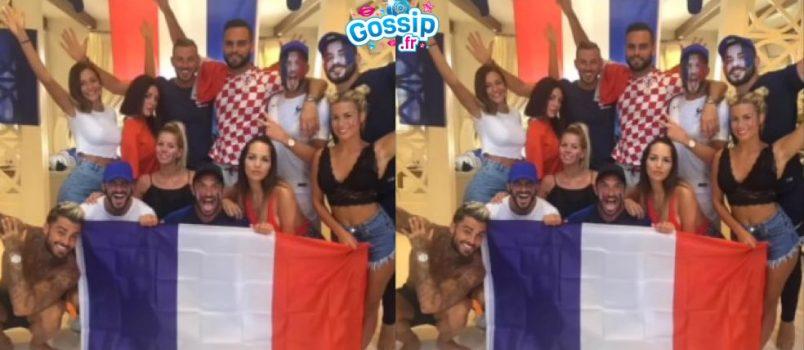 VIDEO - #LMvsMonde3: Les candidats fêtent la victoire de la France!